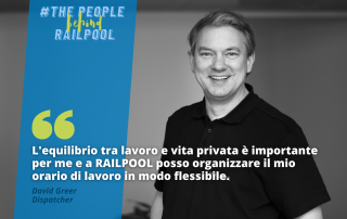 The people behind Railpool - David Greer