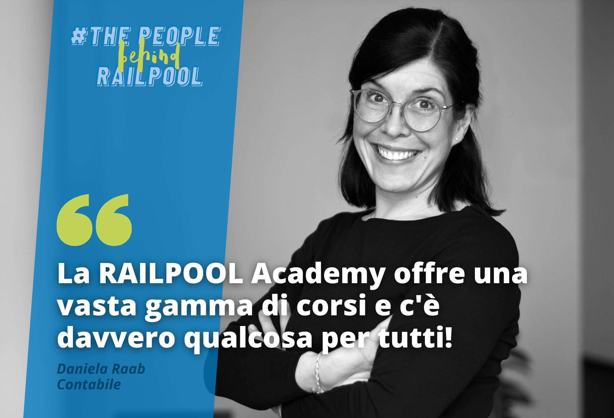 The people behind Railpool - Daniela Raab